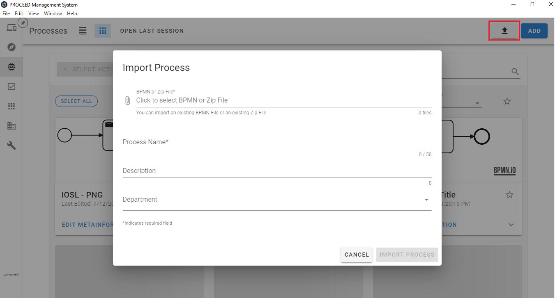Import-Process
